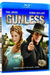 Gunless (2010) cover