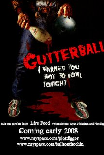 Gutterballs (2008) cover