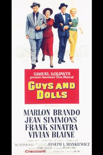 Guys and Dolls (1955) cover
