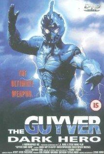 Guyver: Dark Hero (1994) cover