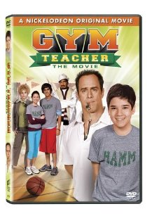 Gym Teacher: The Movie 2008 poster