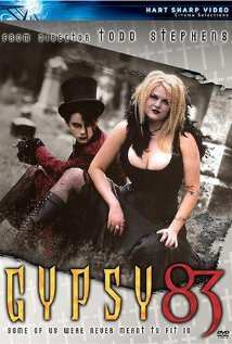 Gypsy 83 2001 poster