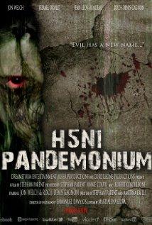 H5N1: Pandemonium 2012 poster
