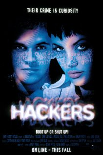 Hackers (1995) cover