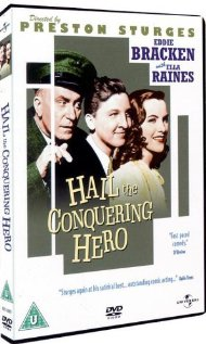 Hail the Conquering Hero (1944) cover