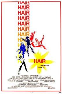 Hair (1979) cover