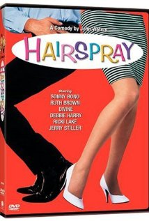 Hairspray (1988) cover