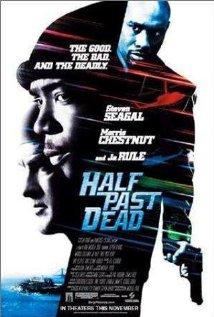 Half Past Dead (2002) cover