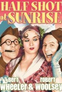 Half Shot at Sunrise (1930) cover