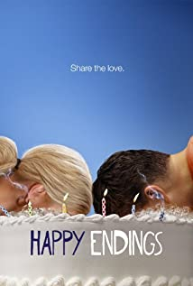 Happy Endings (2011) cover