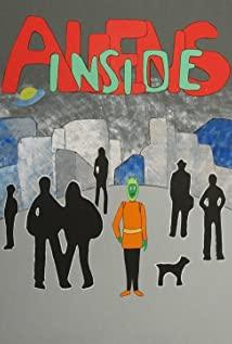 Aliens Inside 2010 poster