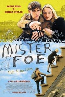 Hallam Foe (2007) cover