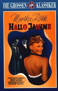 Hallo Janine! (1939) cover