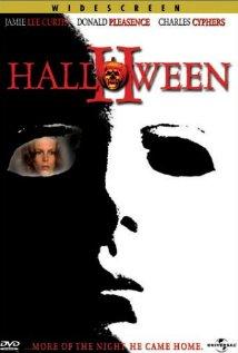 Halloween II (1981) cover