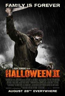 Halloween II (2009) cover