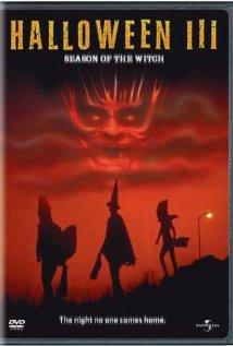Halloween III: Season of the Witch (1982) cover