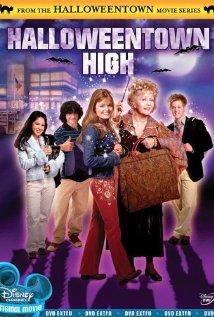 Halloweentown High (2004) cover
