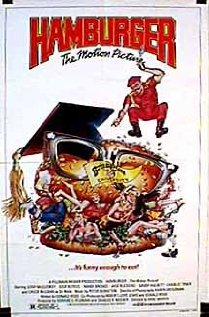 Hamburger: The Motion Picture (1986) cover