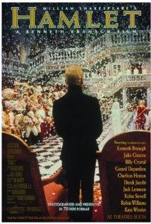 Hamlet (1996) cover