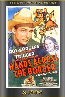 Hands Across the Border (1944) cover