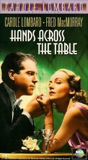Hands Across the Table (1935) cover
