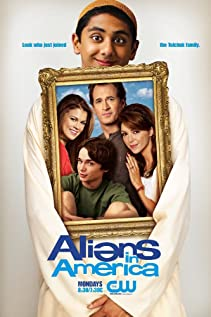 Aliens in America (2007) cover