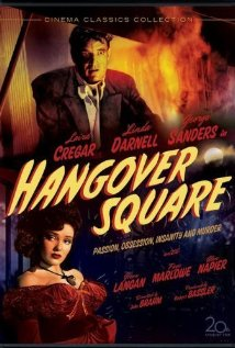 Hangover Square (1945) cover