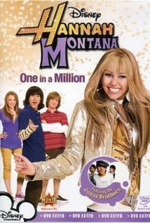 Hannah Montana: One in a Million (2008) cover