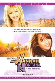 Hannah Montana: The Movie 2009 poster