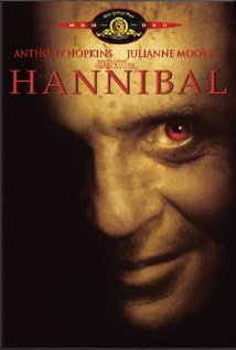 Hannibal (2001) cover