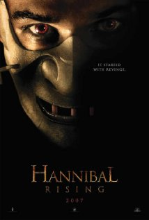 Hannibal Rising (2007) cover