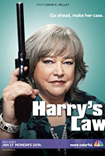 Harry's Law (2011) cover