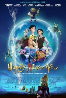 Happily N'Ever After (2006) cover