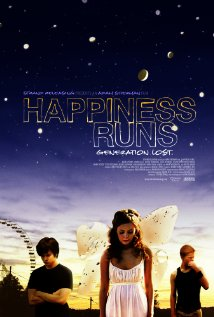 Happiness Runs (2010) cover