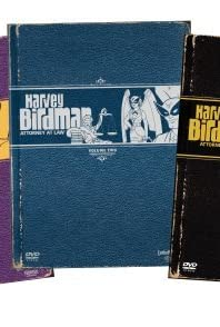 Harvey Birdman, Attorney at Law (2000) cover