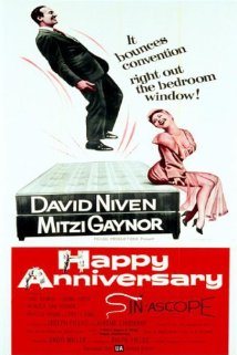 Happy Anniversary (1959) cover