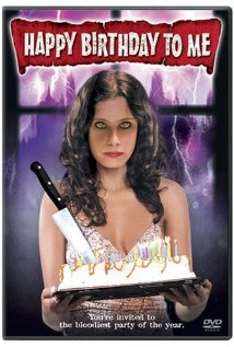 Happy Birthday to Me (1981) cover