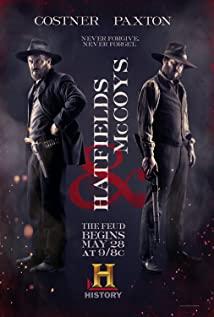 Hatfields & McCoys (2012) cover