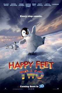 Happy Feet Two 2011 poster
