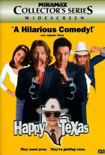 Happy, Texas (1999) cover