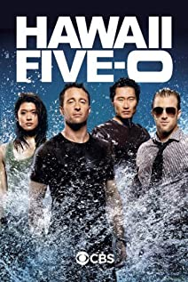 Hawaii Five-0 2010 poster