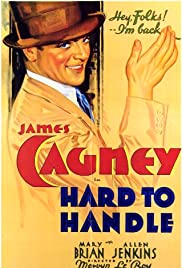 Hard to Handle 1933 poster