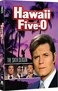 Hawaii Five-O (1968) cover