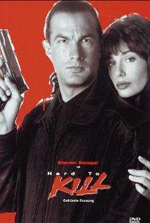 Hard to Kill 1990 poster