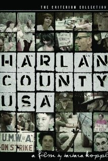 Harlan County U.S.A. (1976) cover