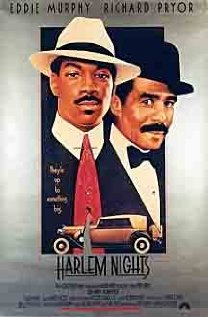 Harlem Nights 1989 poster