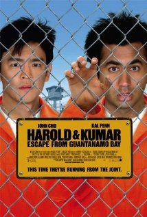 Harold & Kumar Escape from Guantanamo Bay 2008 poster