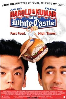 Harold & Kumar Go to White Castle (2004) cover