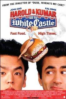 Harold & Kumar Go to White Castle 2004 poster