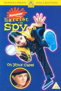 Harriet the Spy (1996) cover